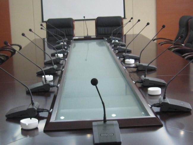 解放军装备培训基地数字会议室