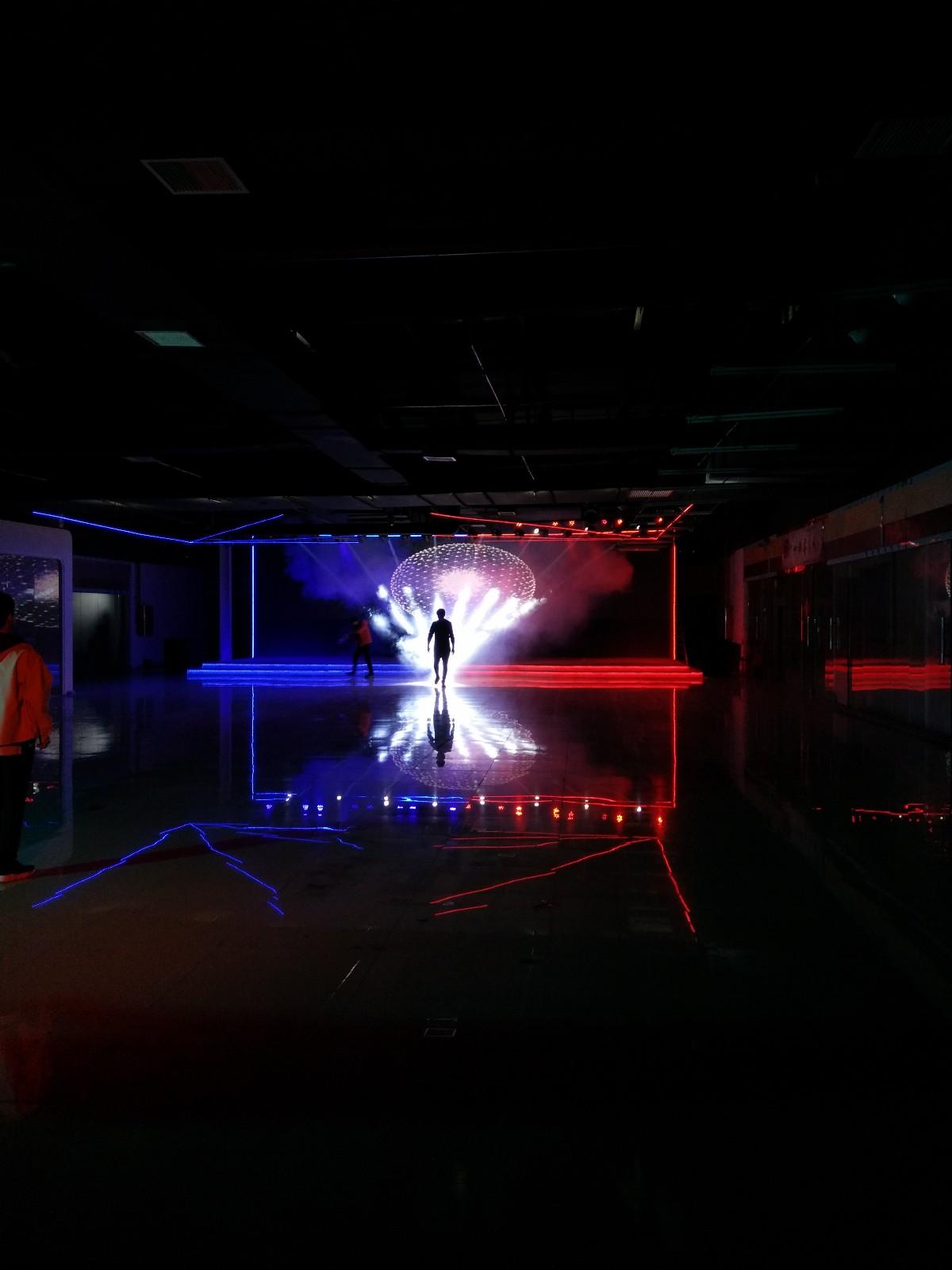 多功能厅舞台灯光音响
